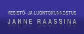 Vesistö- ja luontokunnostus Janne Raassina